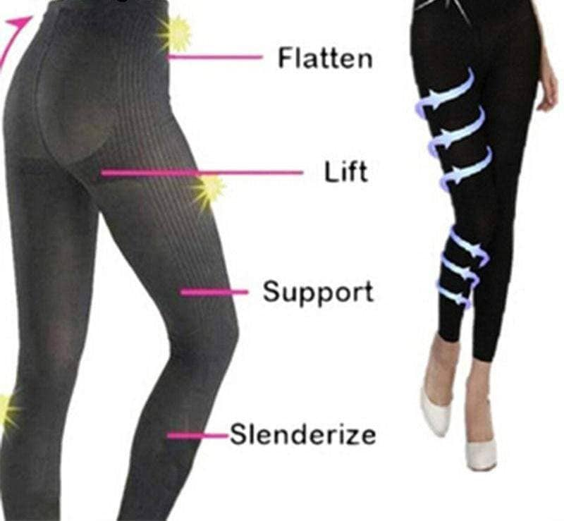 Body Shaping Slimming Leggings -  - TrendGadgetsHome