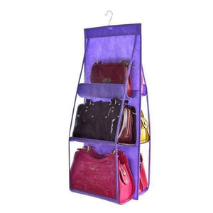 Purse Organizer - Purple - TrendGadgetsHome