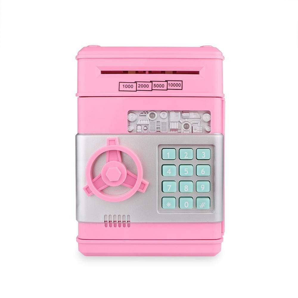 Money Box - Pink - TrendGadgetsHome