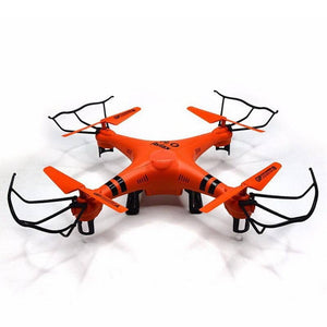 Wide Angle HD Camera Drone - Orange - TrendGadgetsHome