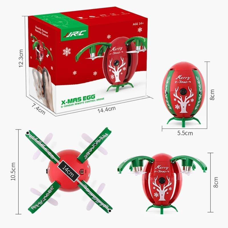 Helicopter Christmas Selfie Drone -  - TrendGadgetsHome