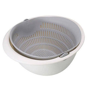 Multipurpose Drain Bowl - Gray - TrendGadgetsHome