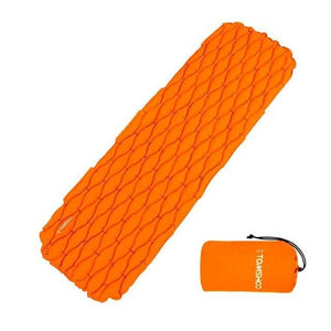 Sleeping Mat - Orange - TrendGadgetsHome