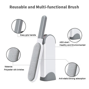 InstantBrush Set - Pet Hair Removing Brush -  - TrendGadgetsHome