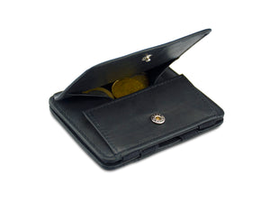 Magic Coin Wallet RFID Hunterson - Black - 0