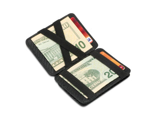 Magic Coin Wallet RFID Hunterson - Carbon - 1