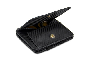 Magic Coin Wallet RFID Hunterson - Carbon - 0