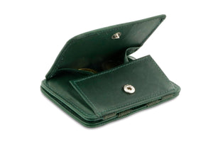 Magic Coin Wallet RFID Hunterson - Green - 0