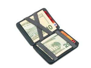 Magic Coin Wallet RFID Hunterson - Grey - 1