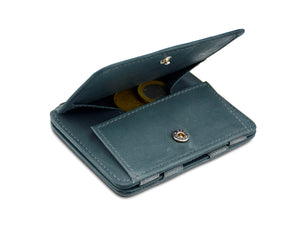 Magic Coin Wallet RFID Hunterson - Grey - 0