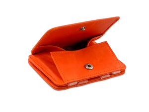 Magic Coin Wallet RFID Hunterson - Orange - 0