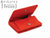 Hunterson Vegan RFID Magic Coin Wallet - Paprika - 1