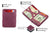 Magic Coin Wallet RFID Hunterson - Purple - 3