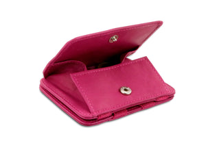 Magic Coin Wallet RFID Hunterson - Raspberry - 0