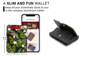 Magic Coin Wallet RFID Hunterson - Toucan - 2