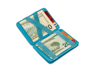 Magic Coin Wallet RFID Hunterson - Turquoise - 1
