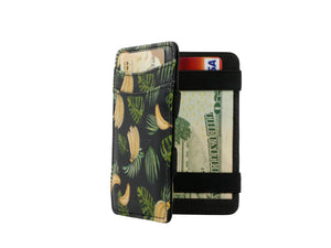 Magic Coin Wallet RFID Hunterson - Banana - 1