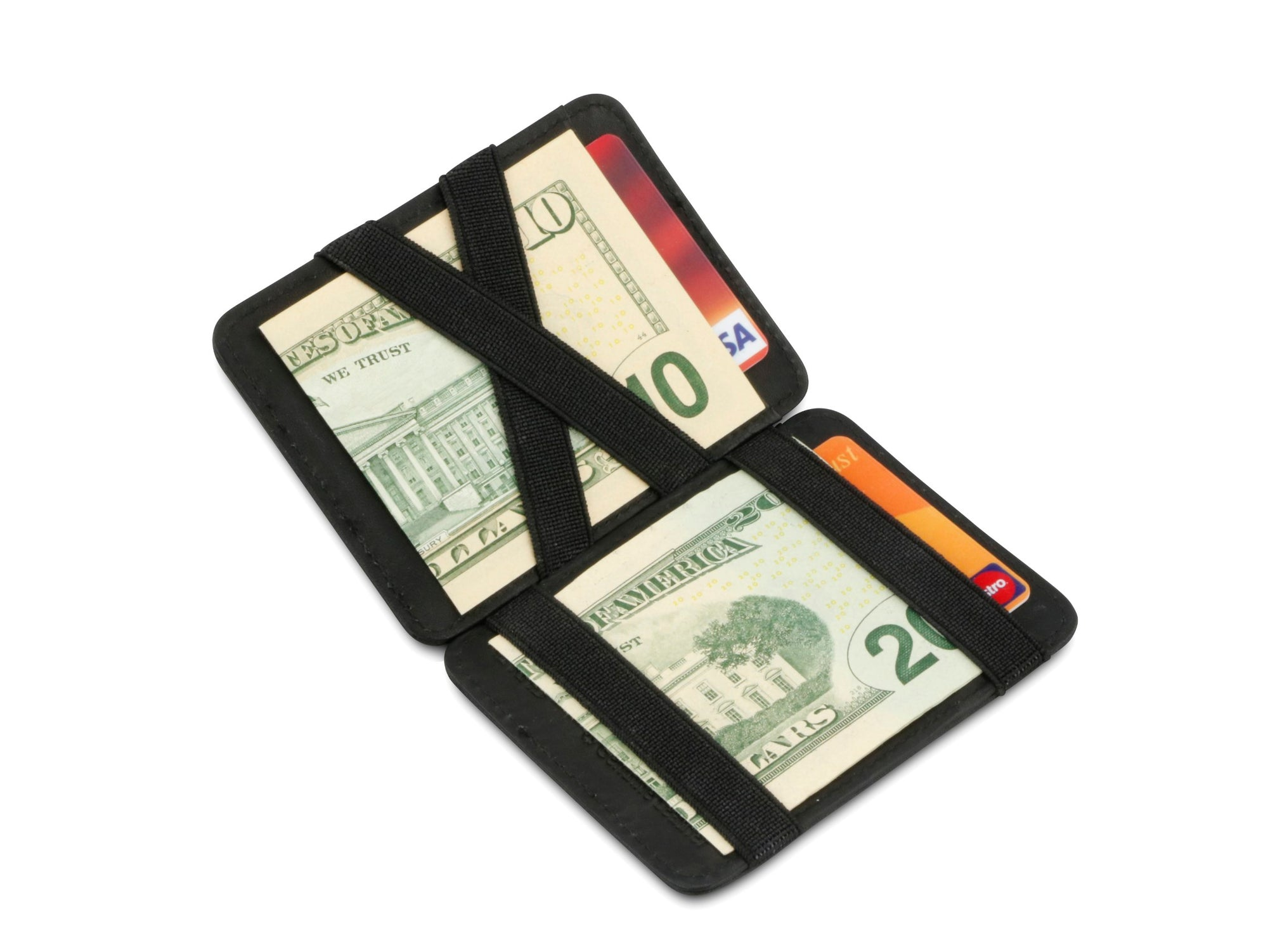 Magic Wallet RFID Hunterson - Black - 1