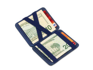 Magic Wallet RFID Hunterson - Blue - 1