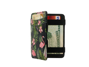 Magic Coin Wallet RFID Hunterson - Flamingo - 1
