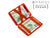 Hunterson Vegan RFID Magic Wallet - Paprika - 1
