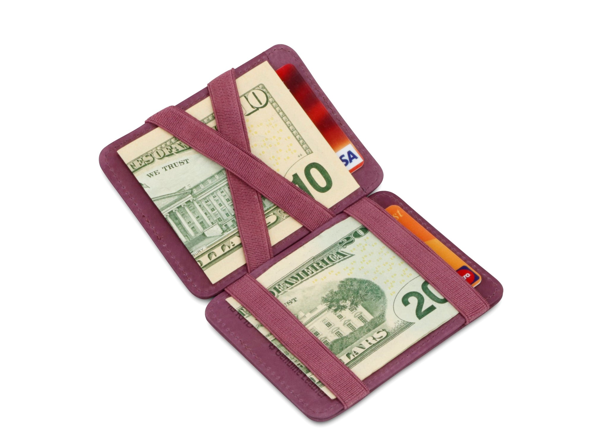 Magic Wallet RFID Hunterson - Purple - 1