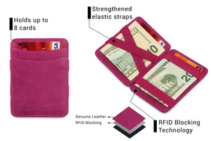 Magic Wallet RFID Hunterson - Raspberry - 3