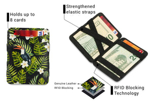 Magic Wallet RFID Hunterson - Toucan - 3
