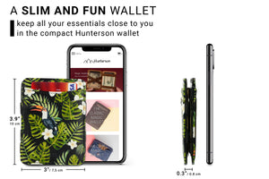 Magic Wallet RFID Hunterson - Toucan - 2