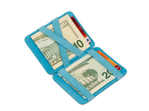 Magic Wallet RFID Hunterson - Turquoise - 1