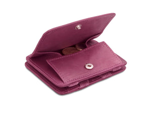 Magic Coin Wallet RFID Hunterson - Purple - 0