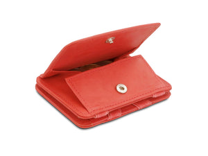 Magic Coin Wallet RFID Hunterson - Terracotta - 0