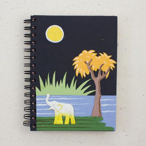 Notebook Ellie Pooh Eleph Asst