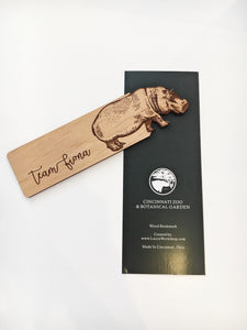 Bookmark Wood Fiona