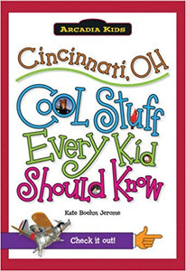 CINCINNATI OH COOL STUFF E