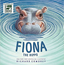 Fiona The Hippo Boardbook