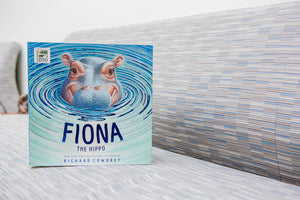 Fiona The Hippo HC