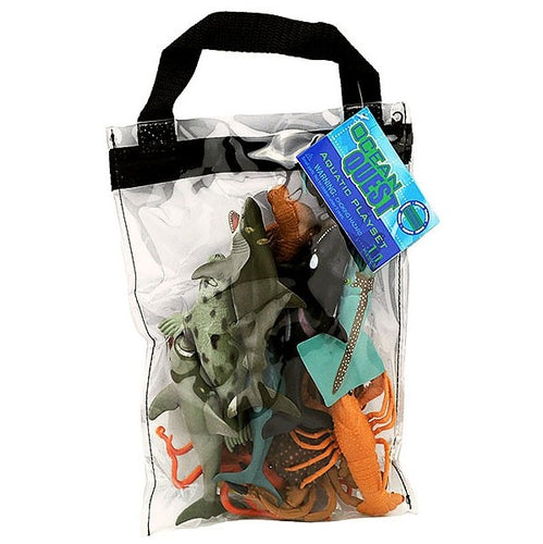 OCEAN QUEST ANIMAL POLYBAG