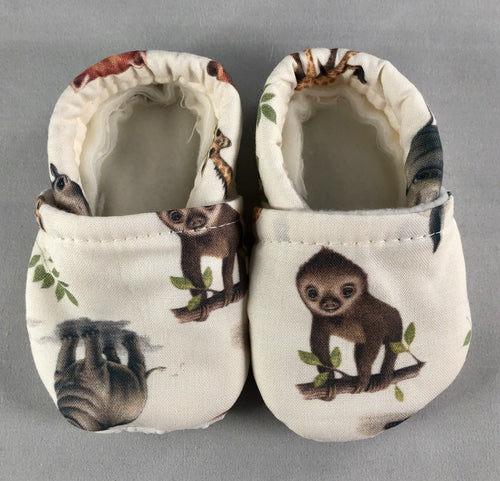 Baby Booties Custom Zoo Babies