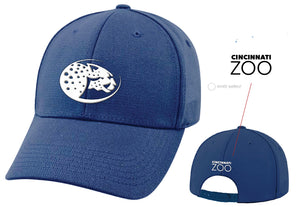 Hat BB Cheetah Navy
