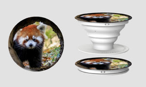 Pop Socket Red Panda PeekaBoo