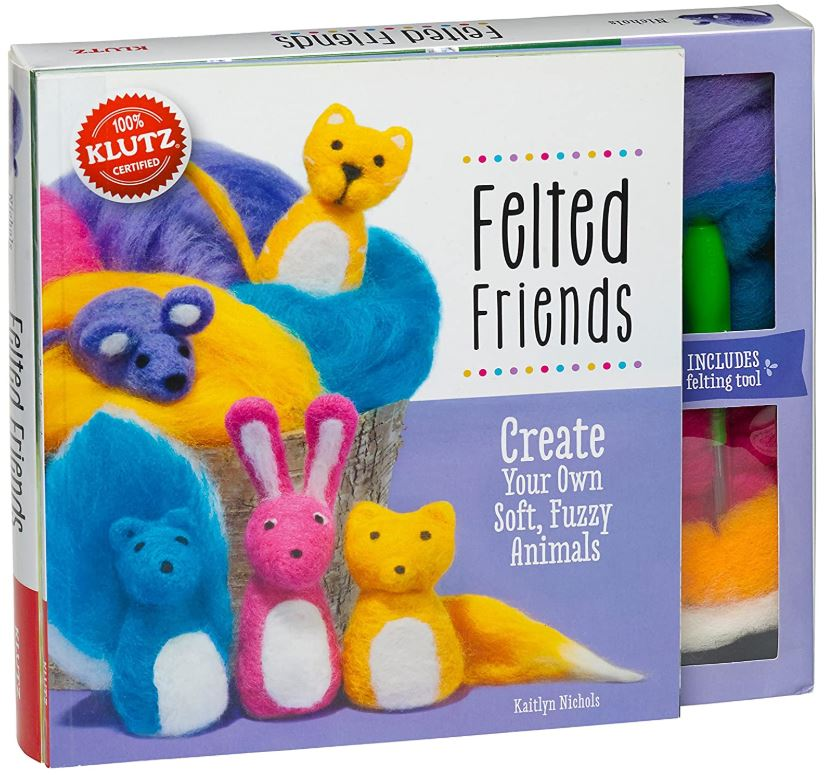 Kit Felted Friends