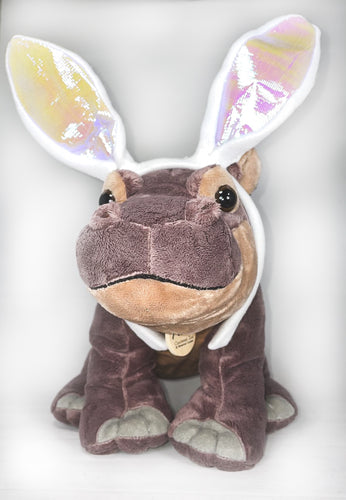FIONA PLUSH WITH BUNNY EARS