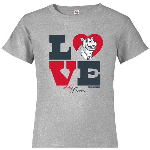 LOVE FIONA YOUTH TEE
