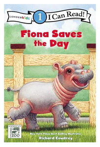 I CAN READ FIONA SAVES THE DAY