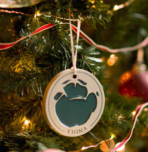 Ornament Fiona Print Rookwood