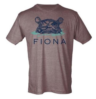 Tee Fiona Face Text Premium