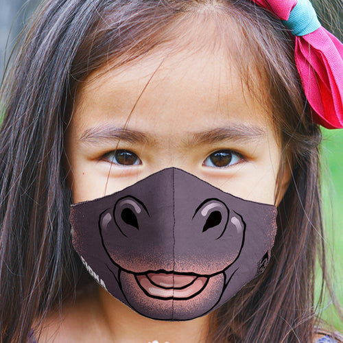 TODDLER FIONA FACE MASK