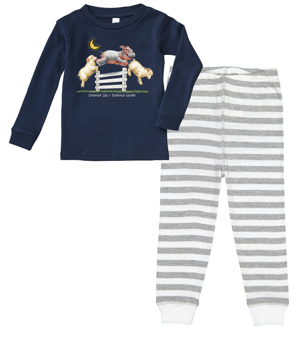 PJ Set Toddler Fiona w/Sheep