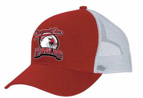 Hat BB Eagles Red Baseball
